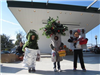 Age 4-6 Winners - 1st-Ginger Bread Girl, 2nd-Oscar the Grouch, 3rd-Crab Apple Tree
