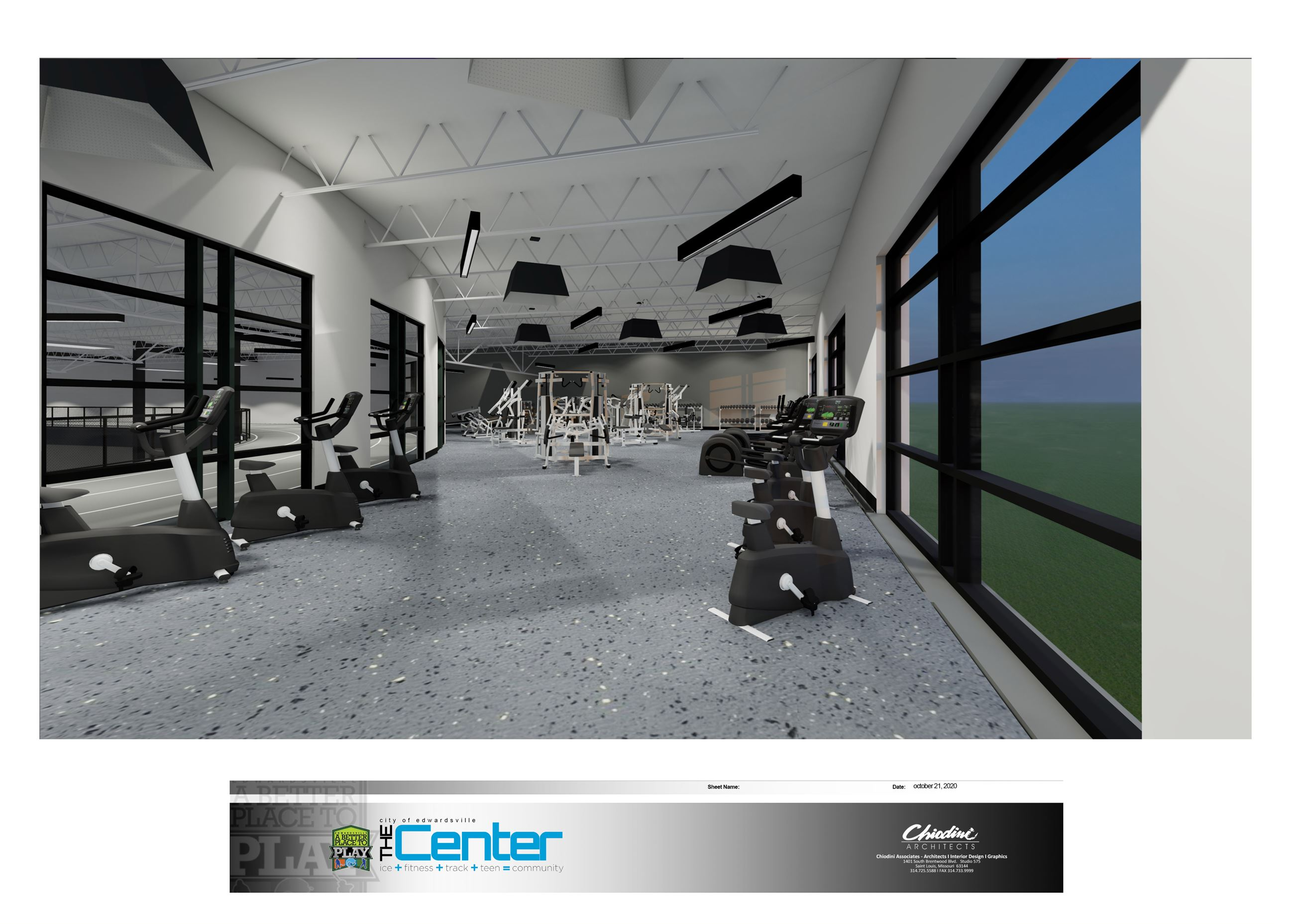 Edwardsville - Fitness Center
