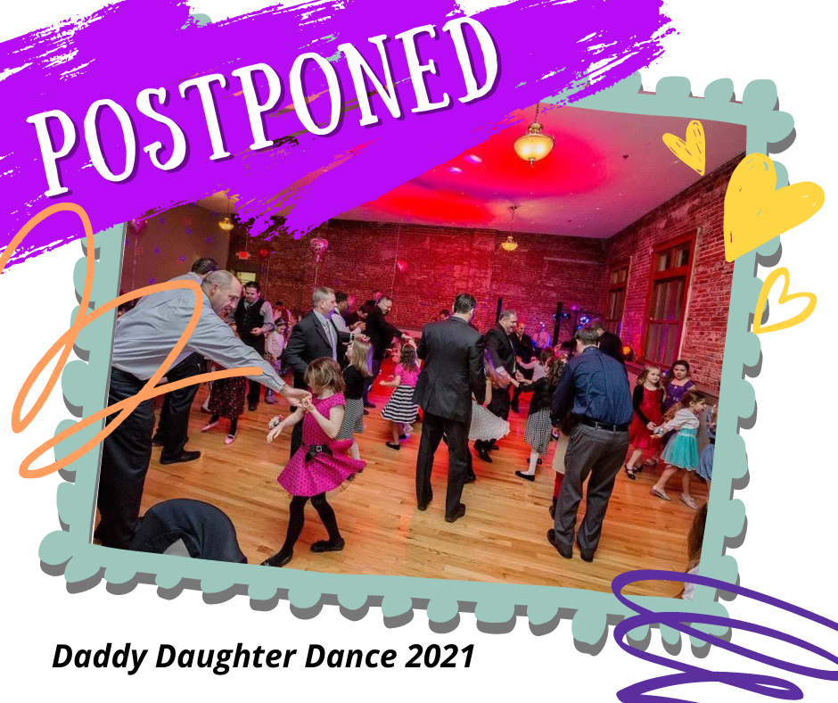 daddy daughter postponed
