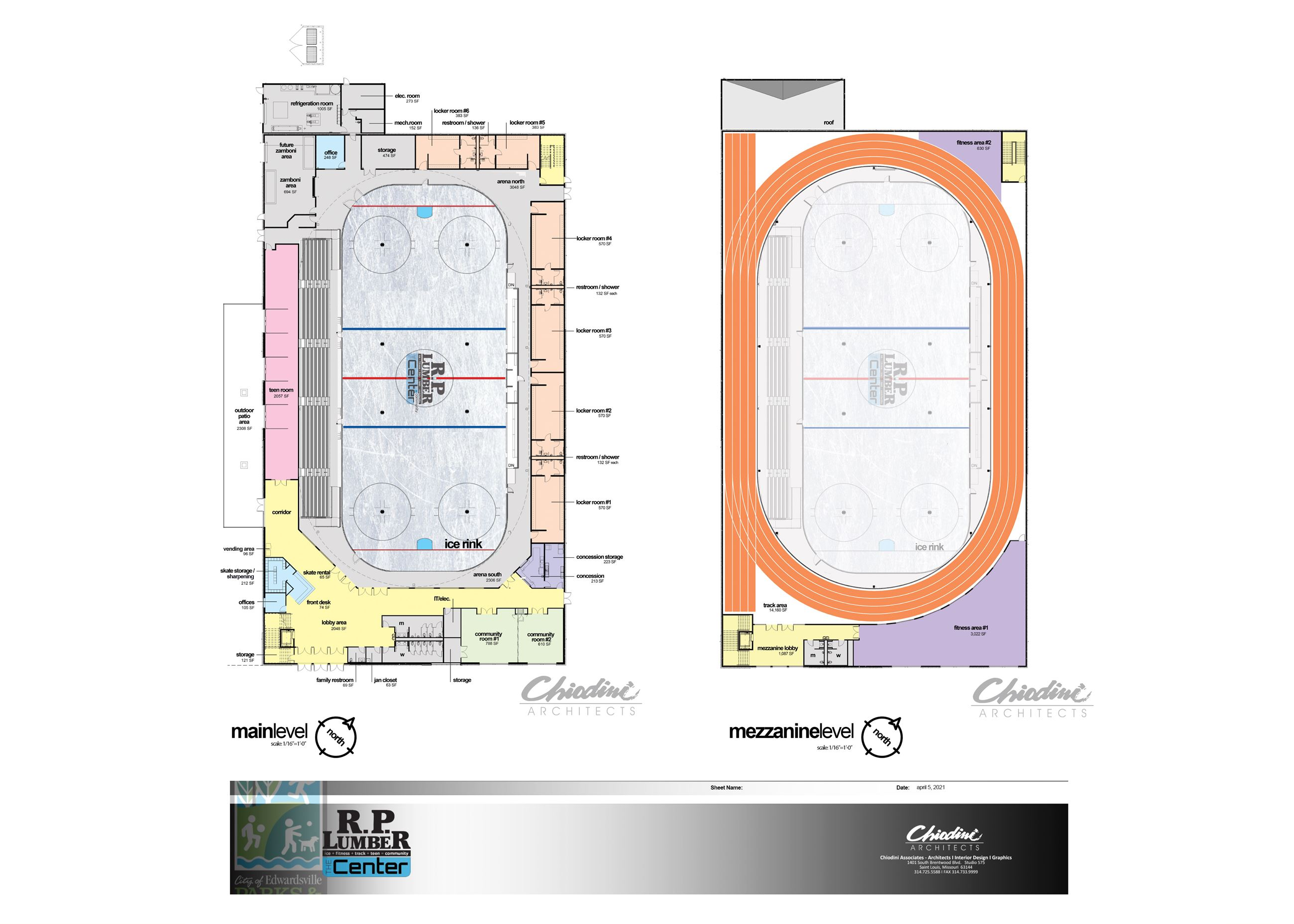 Edwardsville - Floor Plans